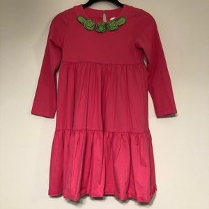 Hanna Andersson Pink Dress